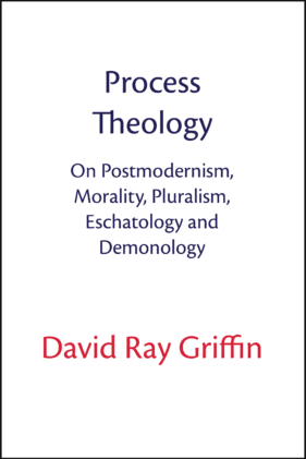 Forthcoming from David Ray Griffin